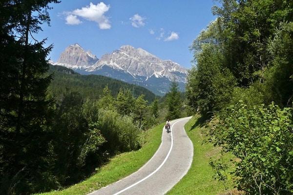 Dolomiterna cykel 2