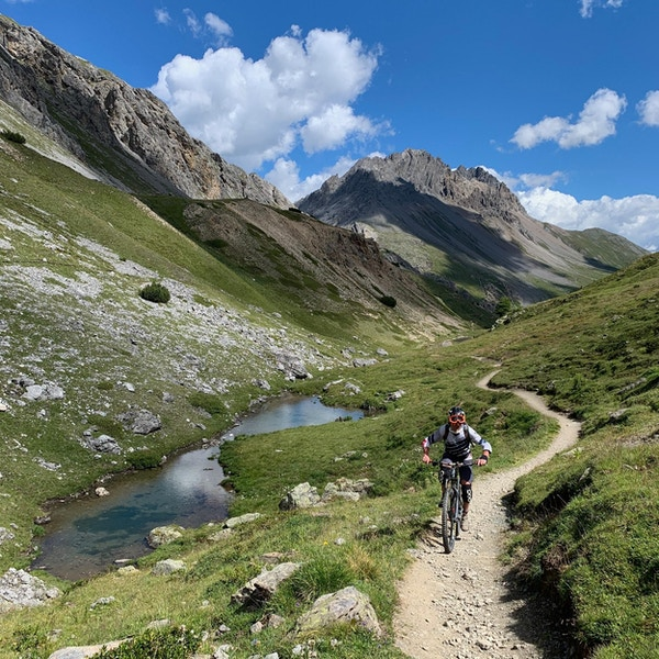 Livigno mountainbike 1