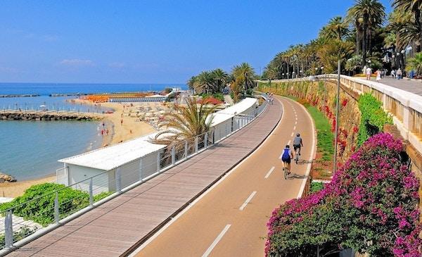Sanremo cykel 1