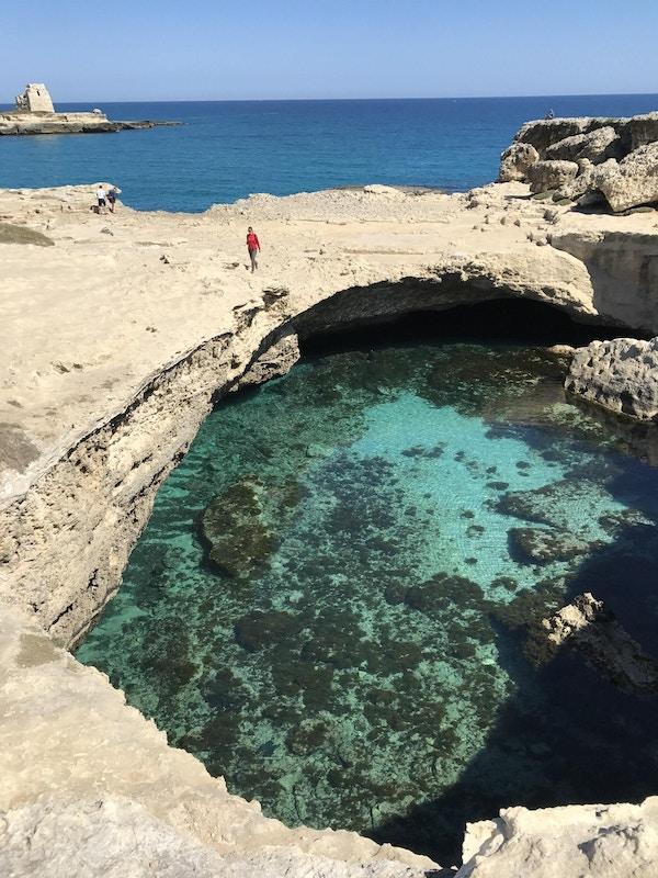 Apulien salento vandring 2