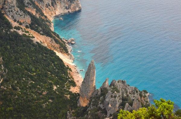 Sardinien supramonte vandring 5