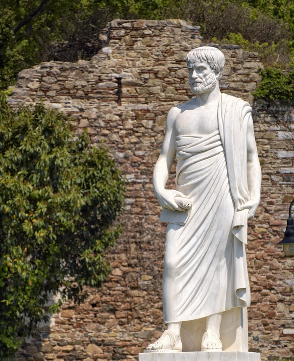 Grekland aristoteles vandring 1b