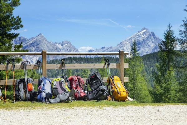Cortina dolomiterna vandring 2