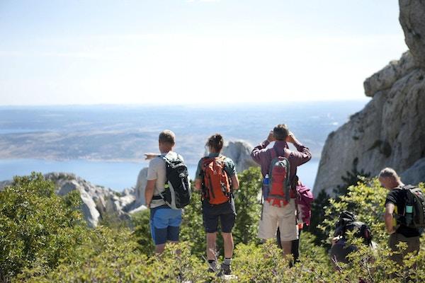 Vandring kroatien 5