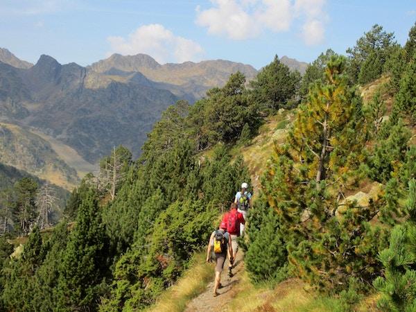 Andorra vandring 1