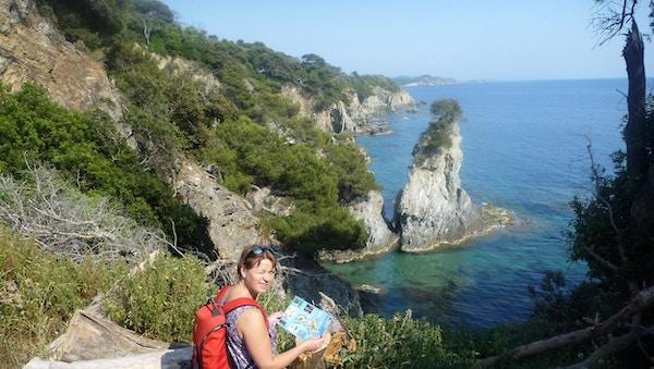 Provence hyeres vandring 11