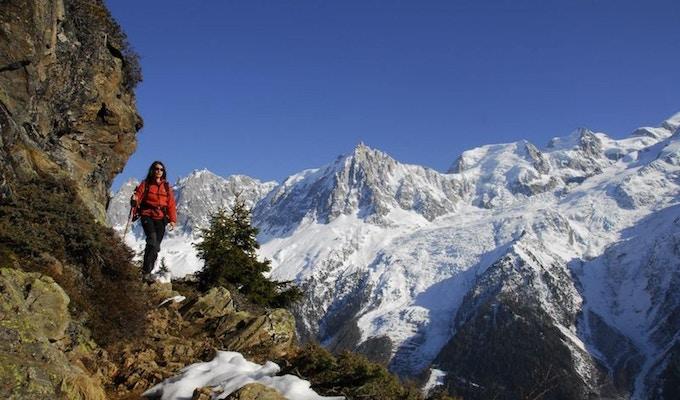 Chamonix zermatt haute route vandring 9