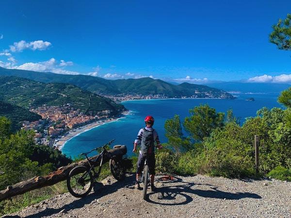 Finale ligure mountainbike 4