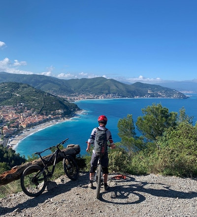 Finale ligure mountainbike 4