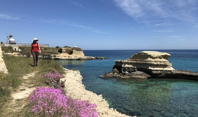 Apulien salento vandring 4
