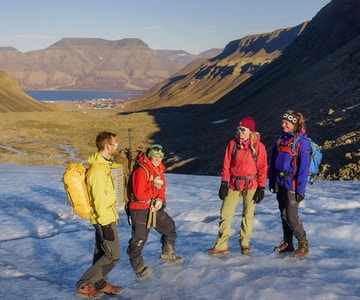 Svalbard vandring 4