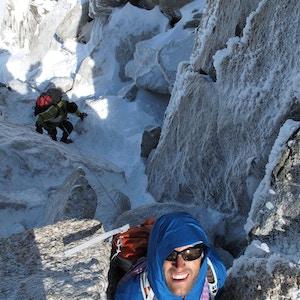 Chamonix zermatt haute route vandring 5