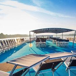 Ms fortuna upper deck seating