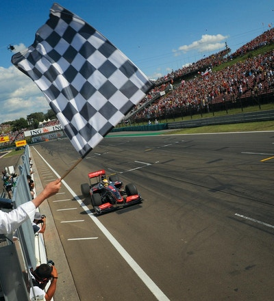 Formel 1-resor med Escape Sport