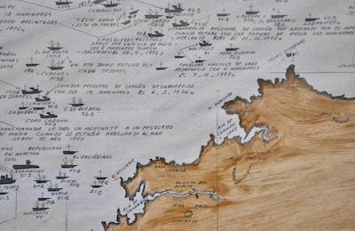 Galicien vandring camino dos faros 7