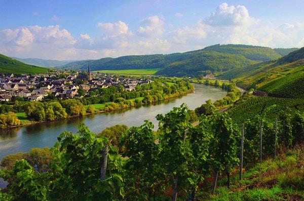 floden Mosel