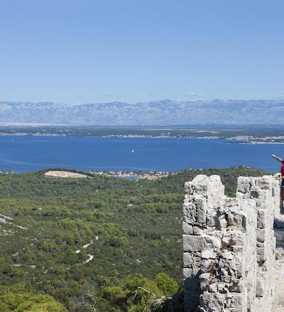 Vandring kroatien 1