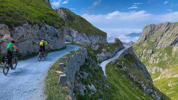 Via del sale mountainbike 10