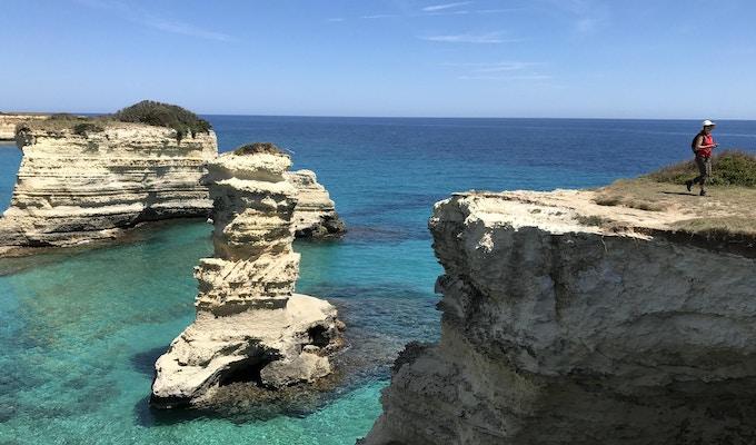 Apulien salento vandring 3