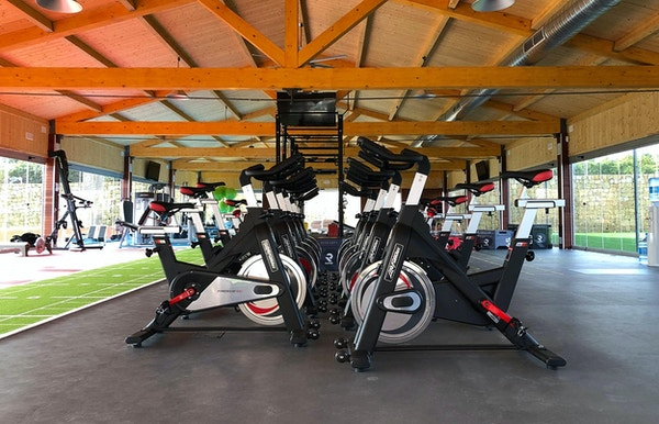 High-performance gym, Marbella Football Center