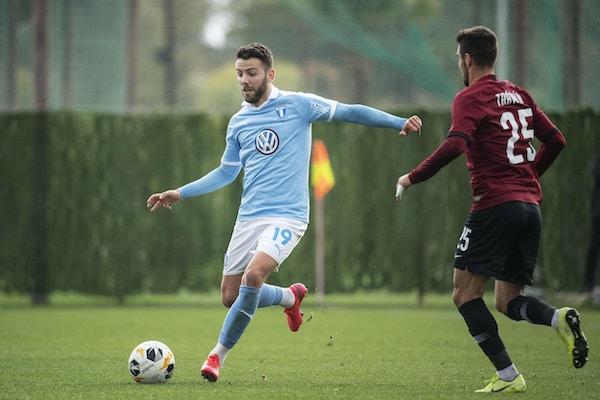 Träningsmatch Malmö FF - AC Sparta Praha på Dama de Noche