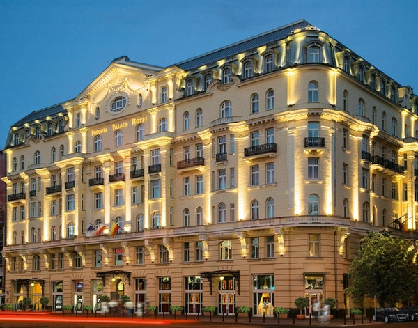 Polonia palace hotel fasada e15496303676481
