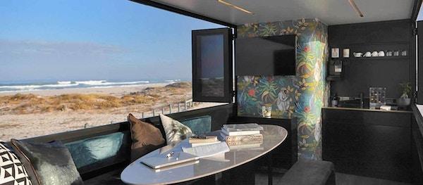 Mobilt kontor som gör att ni kan arrangera er konferens var som helst, Kapstaden, Sydafrika