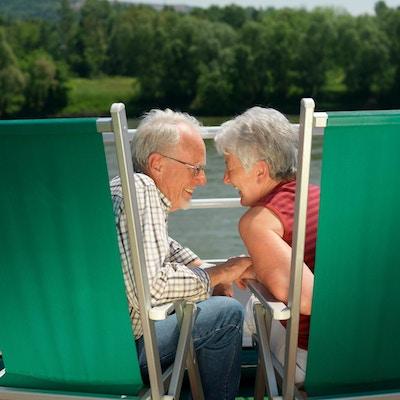 Luftner cruises couple