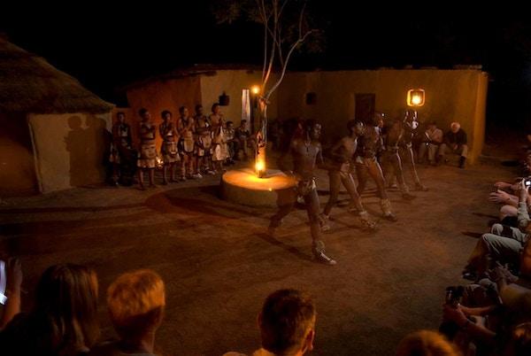 Afrikansk afton