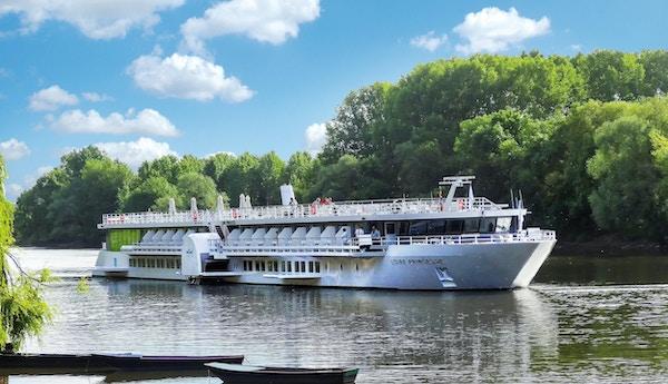 Välkommen ombord på MS Loire Princess