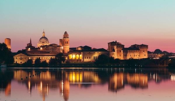 Mantua, Italien.