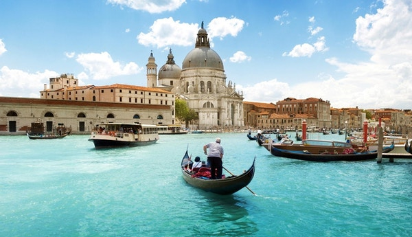 Venice by day