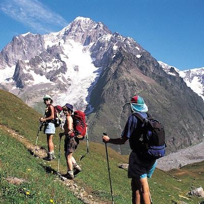 Tour du mont blanc vandring 2