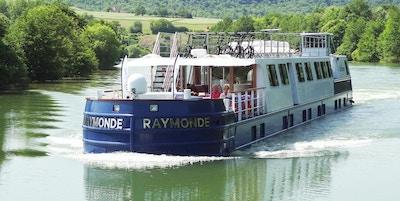 Kanalbåt MS Raymonde