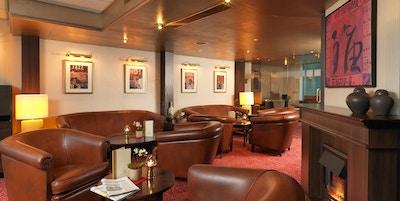 MS Amadeus Royal lounge