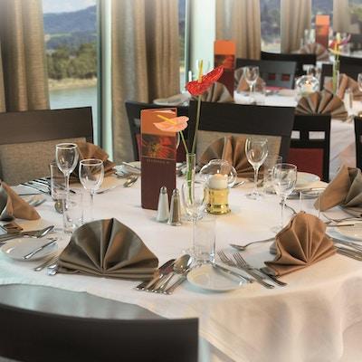 MS Amadeus Royal restaurang