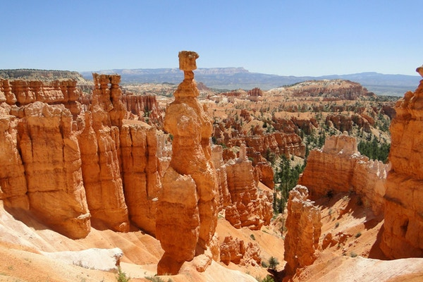 Usa bryce canyon hodoos1