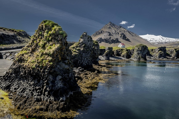 Landskap Island