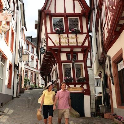 Rhine de bernkastel skinnyhouse