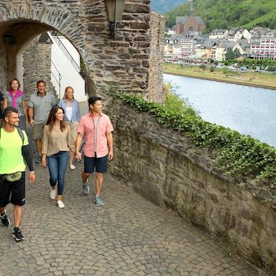 Rhine de cochem hike