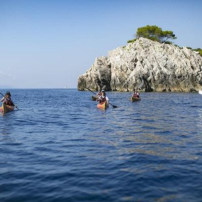 Kroatien kajak 1