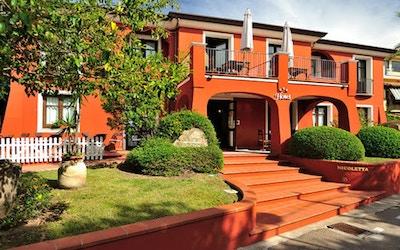 Hotel nicoletta santa maria navarrese sardinien 5