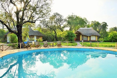 Africa safari camp selous tanzania 9