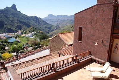 Hotel rural fonda de la tea tejeda gran canaria 5
