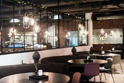 Restaurang Campo och sportbar i Prioritet Sernke Arena
