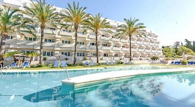 Pool, Alanda Hotel, Golden Mile, Marbella