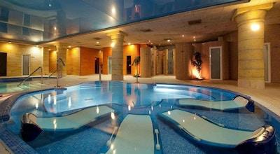 Spa med inomhuspool, Elba Estepona Gran Hotel