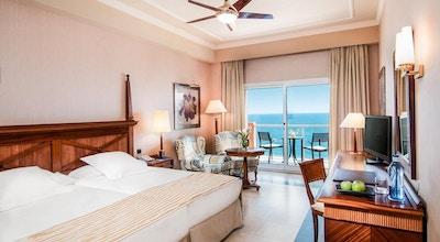 Tvåbäddsrum med havsutsikt, Elba Estepona Gran Hotel