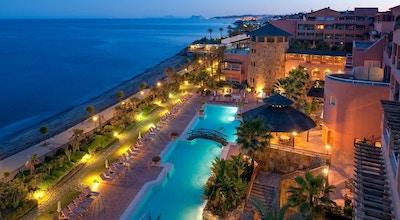 Strändläge, pool, Elba Estepona Gran Hotel