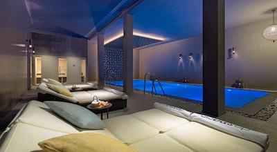 Spa med inomhuspool och bastu, H10 Andalucia Plaza, Marbella